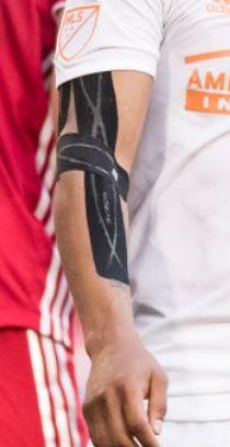 Josef arm tattoo