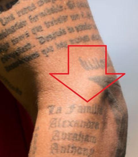 Josef family tattoo