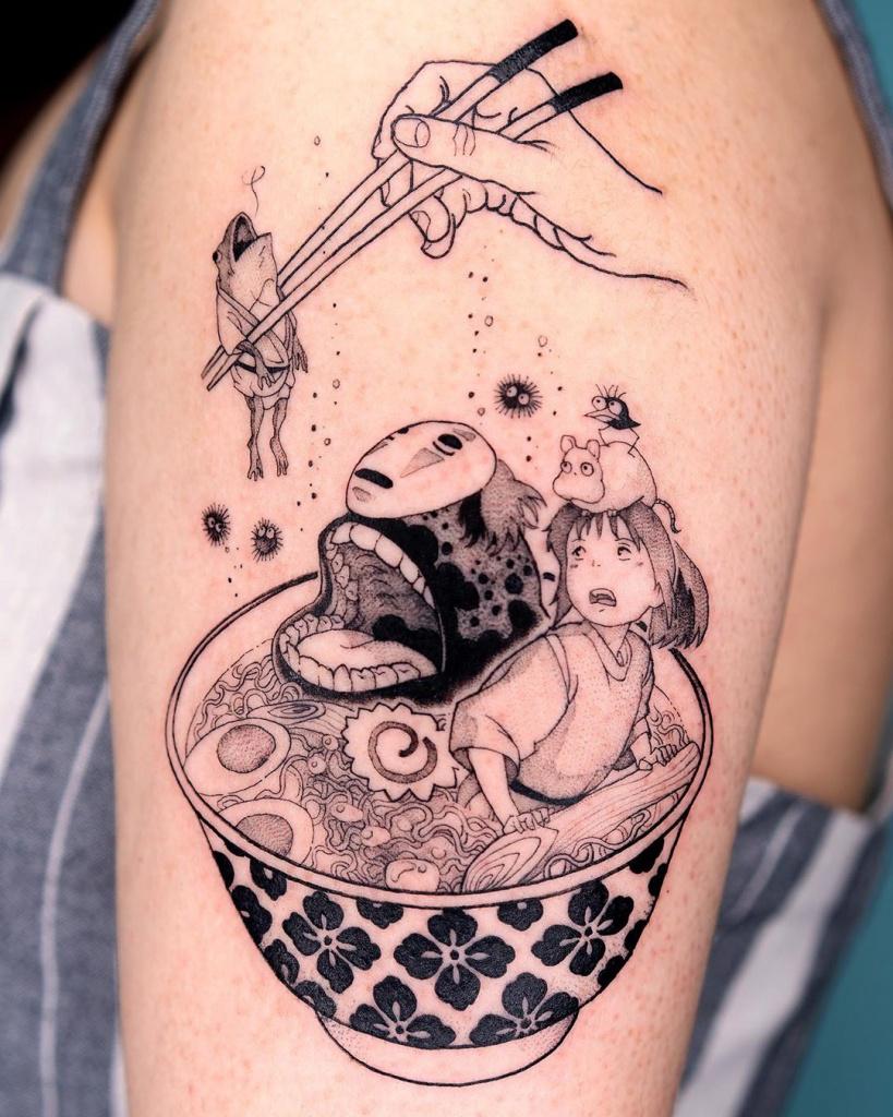 Korean Tattoos