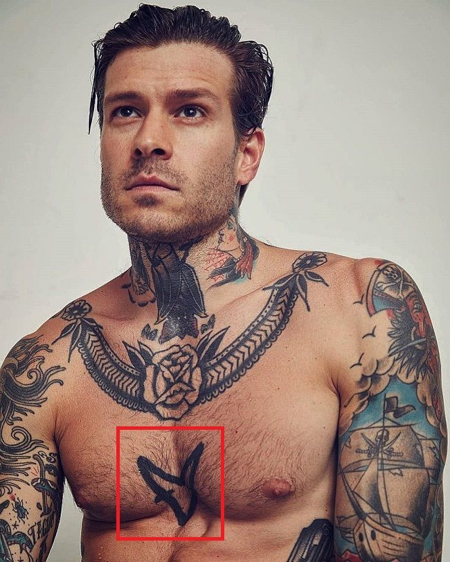 Mateus Verdelho-Brand Name-Tattoo