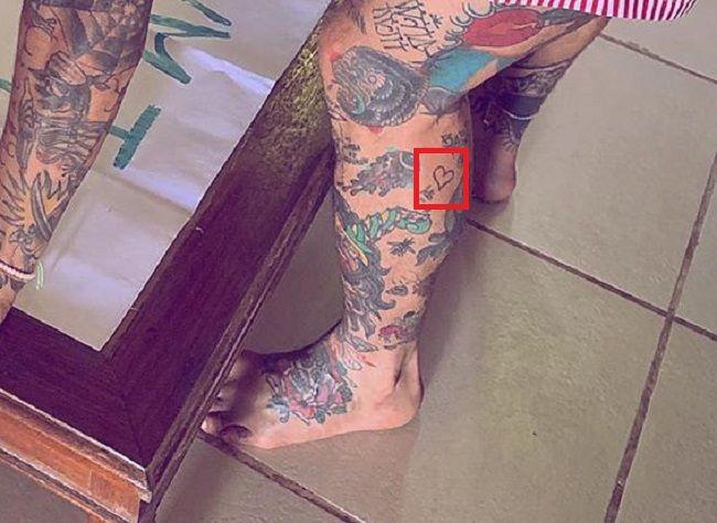 Mateus Verdelho-Heart-Tattoo