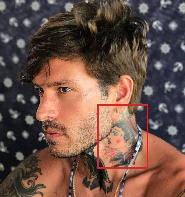 Mateus Verdelho-Neck-Tattoo