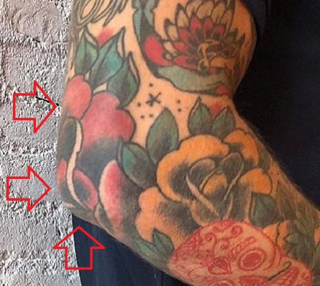 Mateus Verdelho-Red Rose-Tattoo