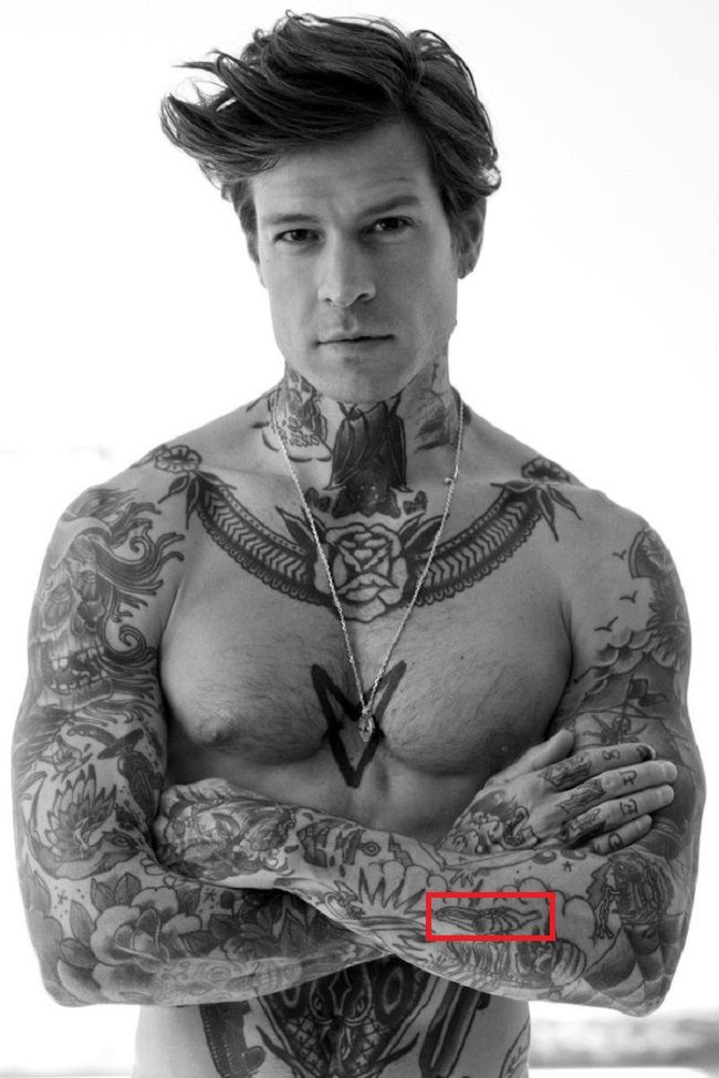Mateus Verdelho-Tattoo-Arm-Left