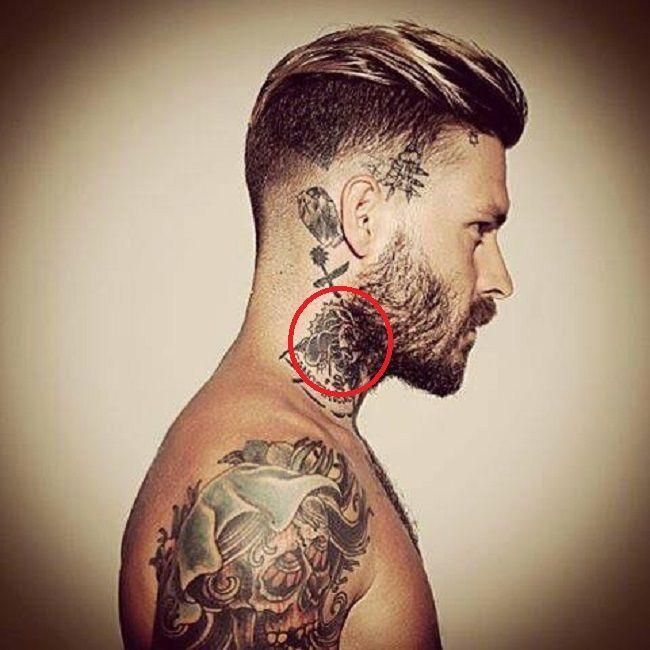 Mateus Verdelho-Tattoo-Neck