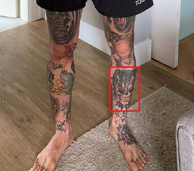 Mateus Verdelho-tattoo--Leg