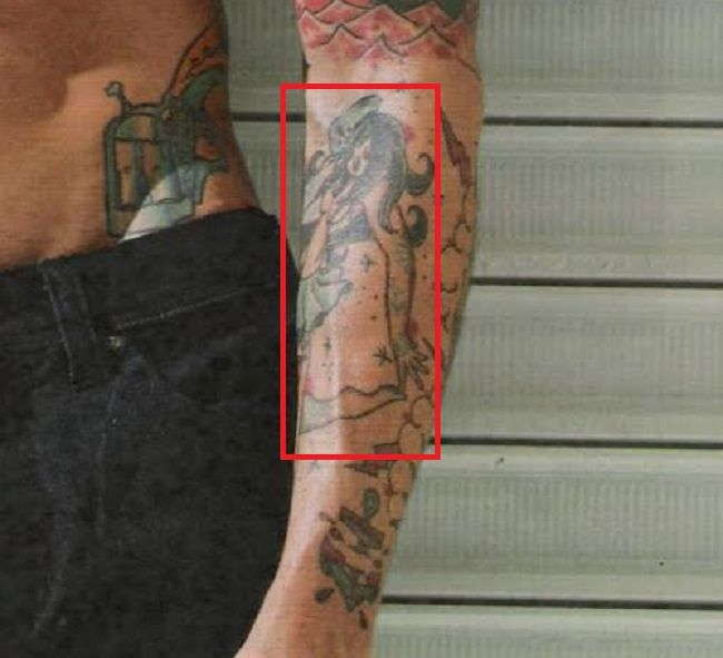 Mateus Verdelo-Arm-Tattoo