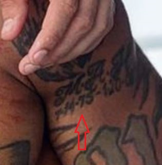 Mike Holston date tattoo2