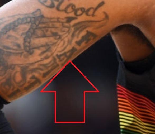 Monte FAITH Tattoo