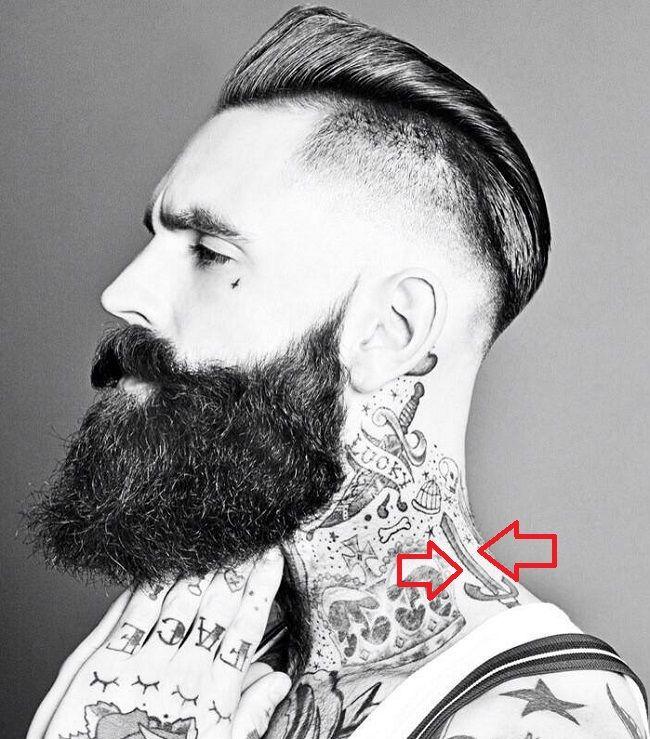 Ricki Hall-Dagger-Tattoo