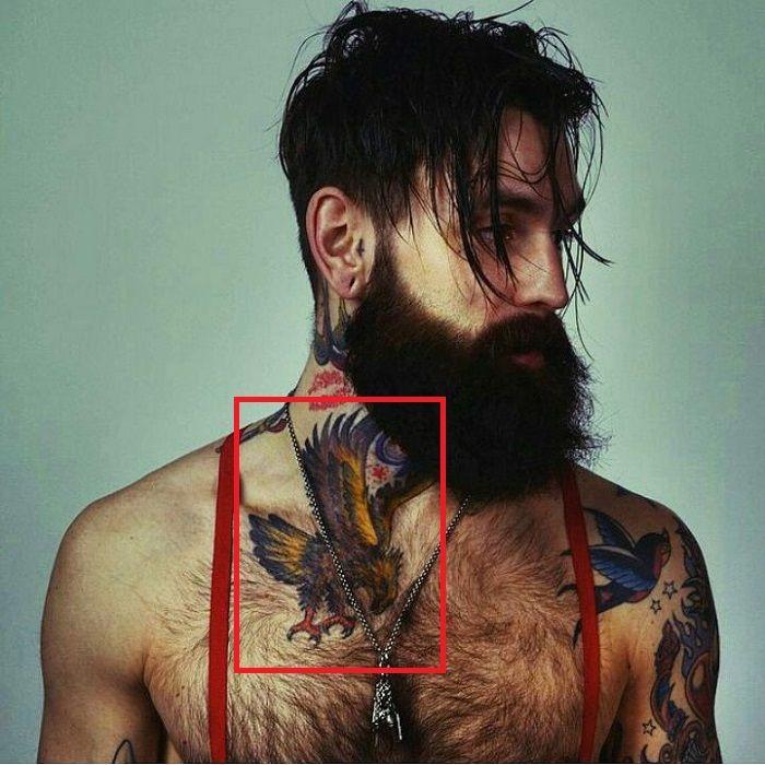 Ricki Hall-Eagle-Tattoo