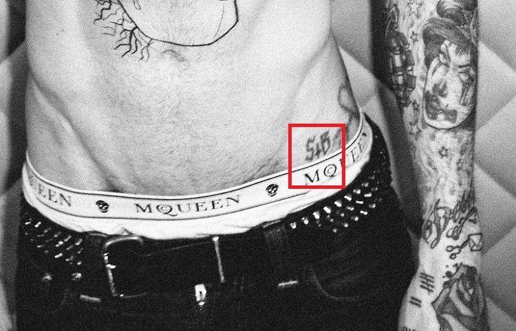 Ricki Hall-S+B-Tattoo
