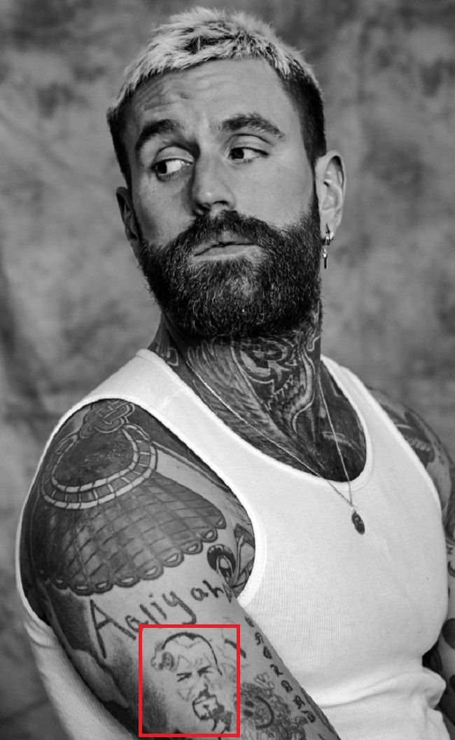 Ricki Hall-Tattoo-Arm