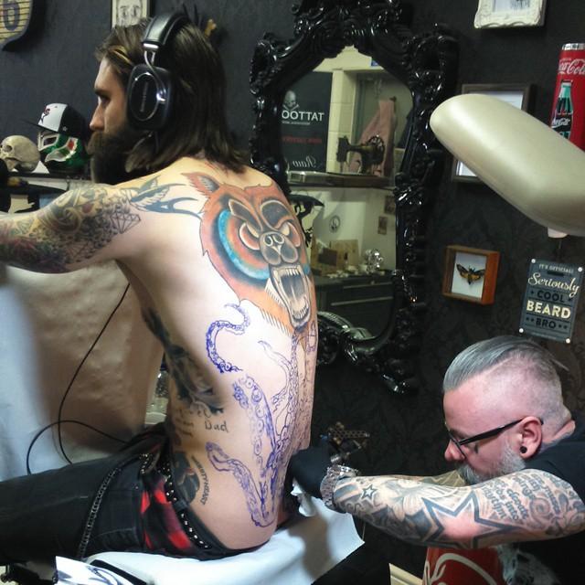 Ricki Hall-Tattoo-Arron-Raw-Tattoo