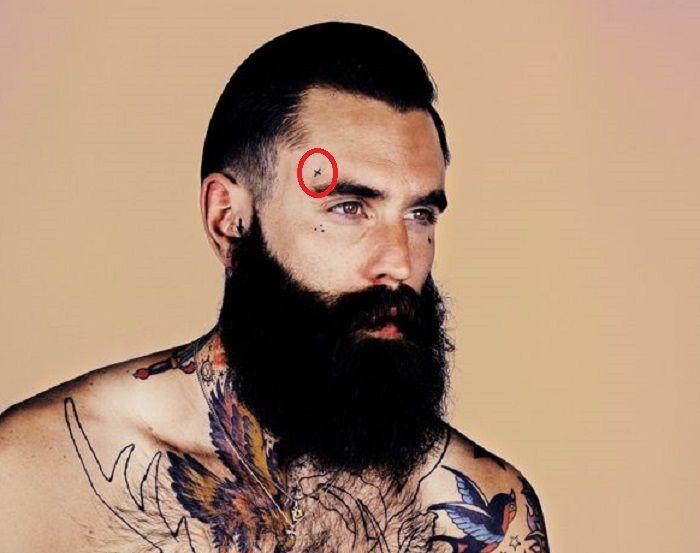 Ricki Hall-Tattoo-Eye-Tattoo