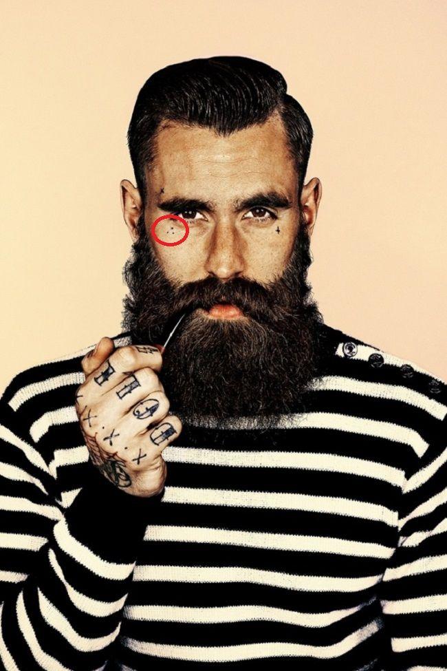 Ricki Hall-Tattoo-Eye