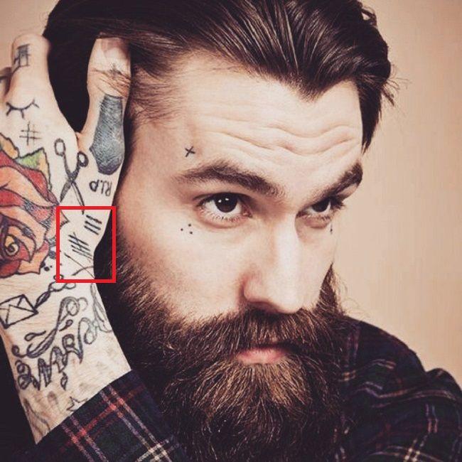 Ricki Hall-Tattoo-Left-Hand