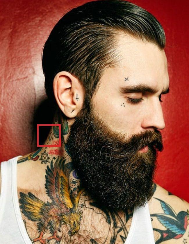 Ricki hall-Broken Heart-Tattoo
