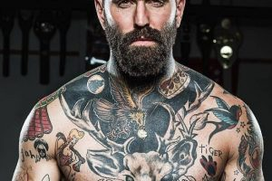 Ricki hall-Tattoos