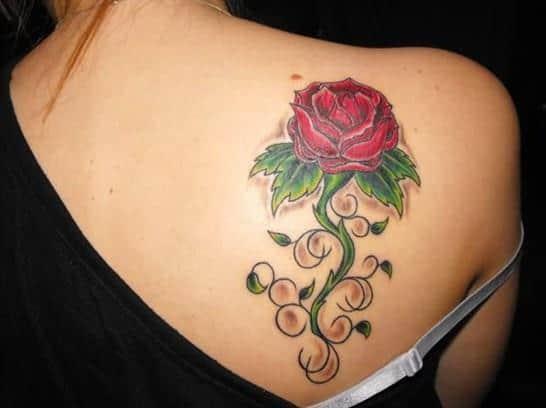 Rose Tattoos 226