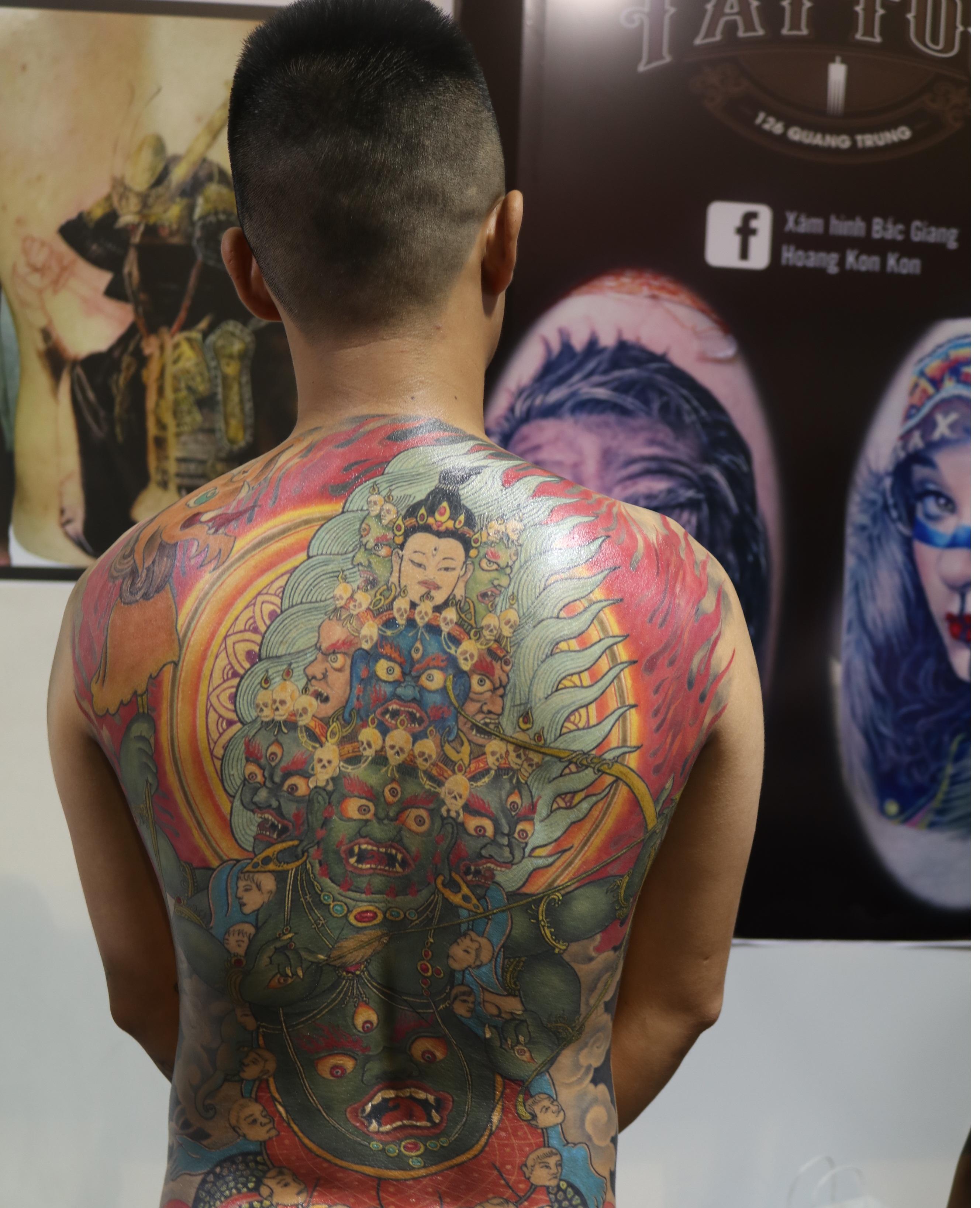Vietnamese Tattoo