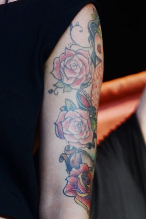 christina chriss tattoo