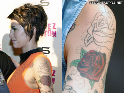 dev roses tattoo