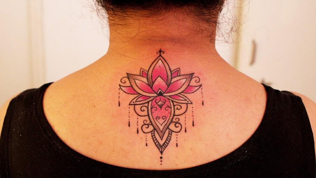 Dhanraj Thakkar- dhanush tattoos