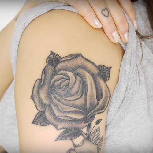 samantha maria rose tattoo