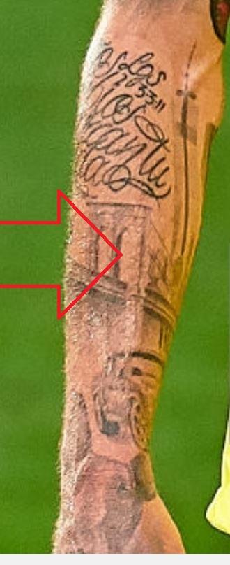 Alberto bridge Tattoo