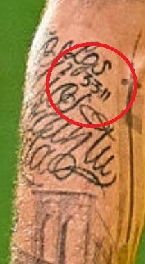 Alberto date tattoo