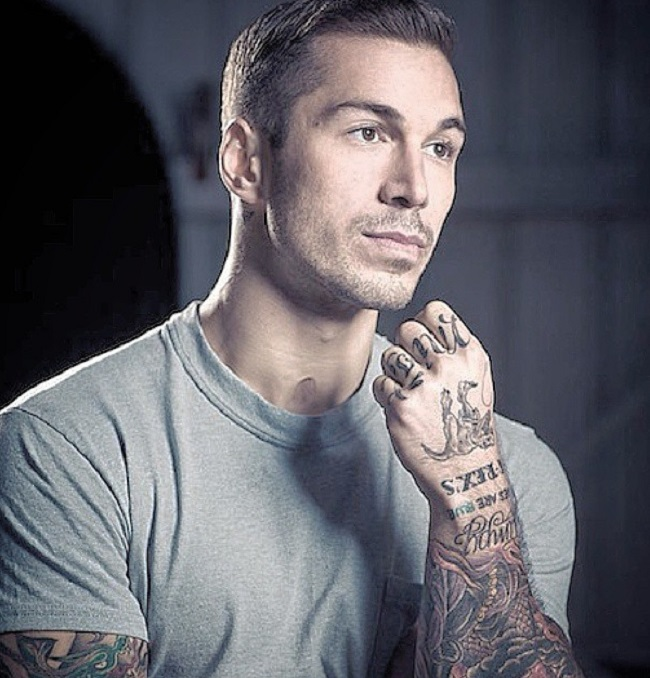 Alex Minsky-Tattoos