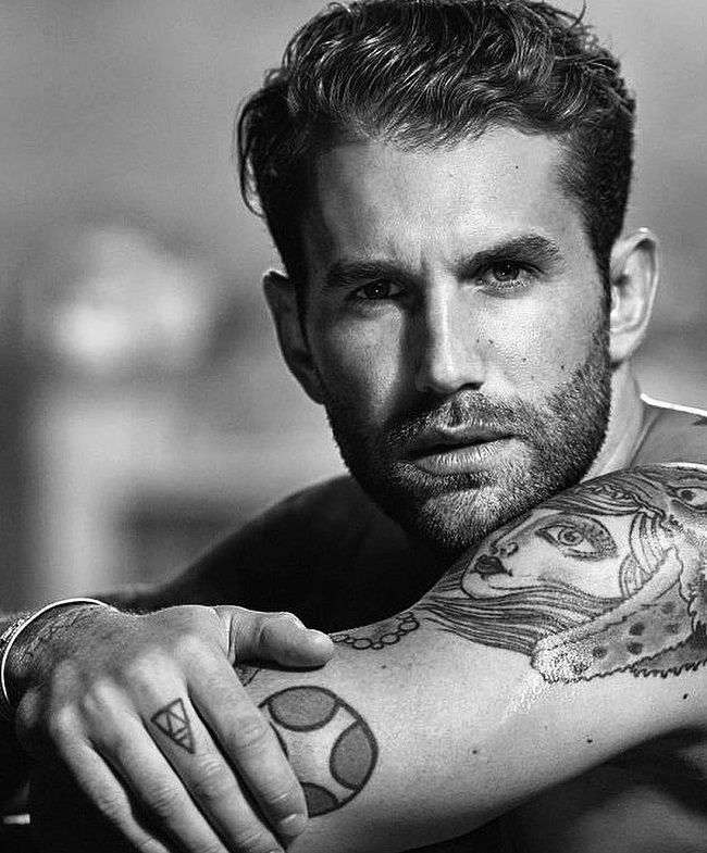 Andre Hamann-Tattoos