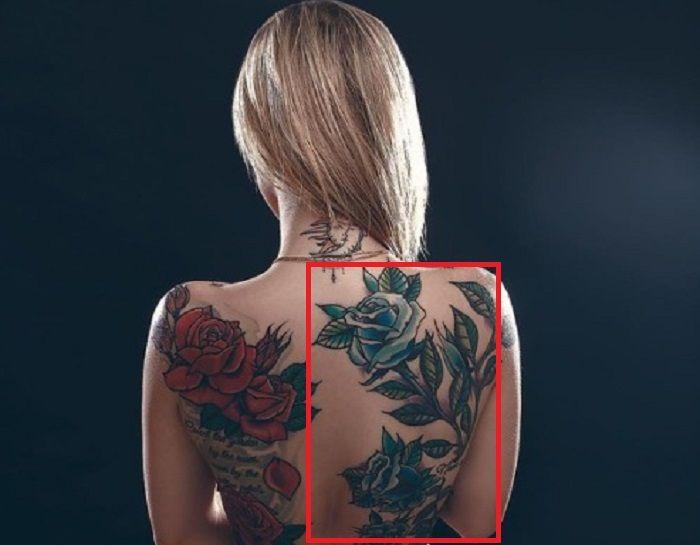 Blue Roses-Kali Roses-Tattoo