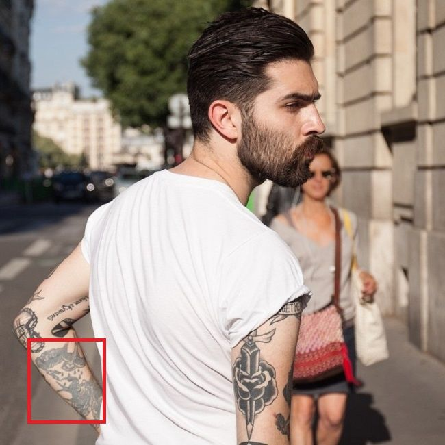 Chris John Millington-Arm-Arm-Arm-Arm