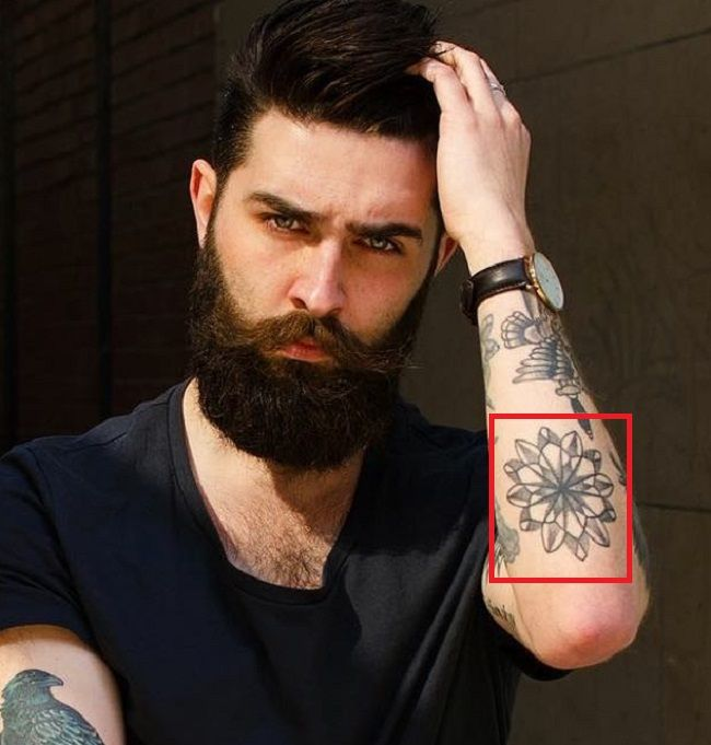 Chris John Millington-Mandala-Tattoo