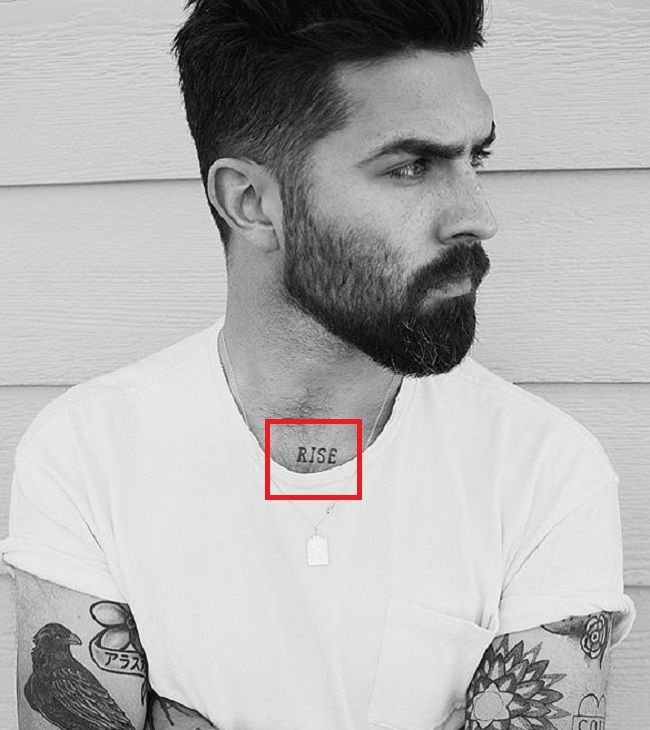 Chris John Millington-RISE-Tattoo