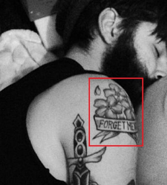Chris John Millington-Shoulder-Tattoo
