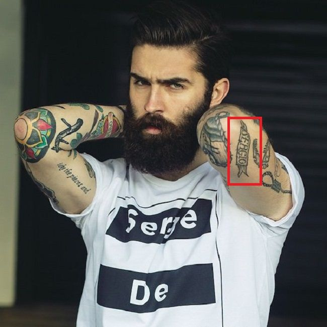 Chris Millington-SERGIO-Tattoo