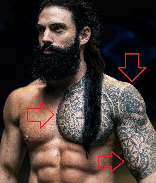 David Michigan-Sacred Geometry Shapes-Tattoo