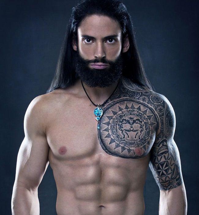 David Michigan-Tattoo