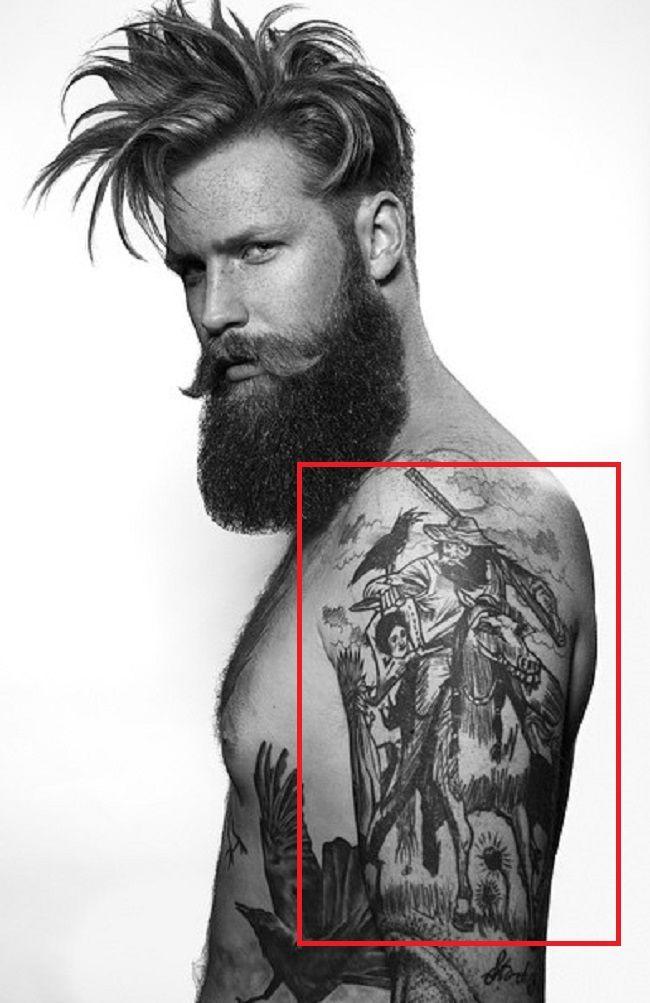 Gwilym-Pugh-Tattoo-Arm-Tattoo