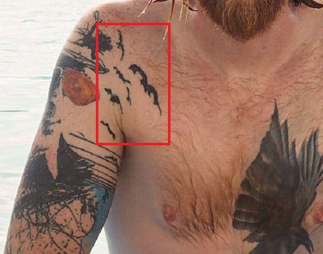 Gwilym Pugh-Tattoo