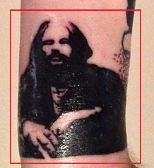 Gwilym Tattoo