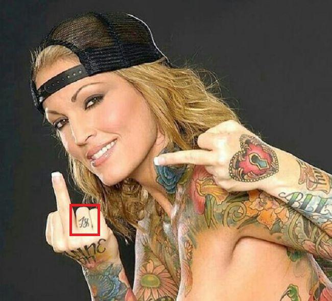 Janine-Finger