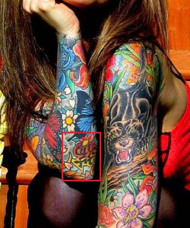 Janine-Tattoo