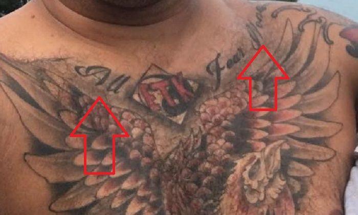 Jason Chest- Tattoo