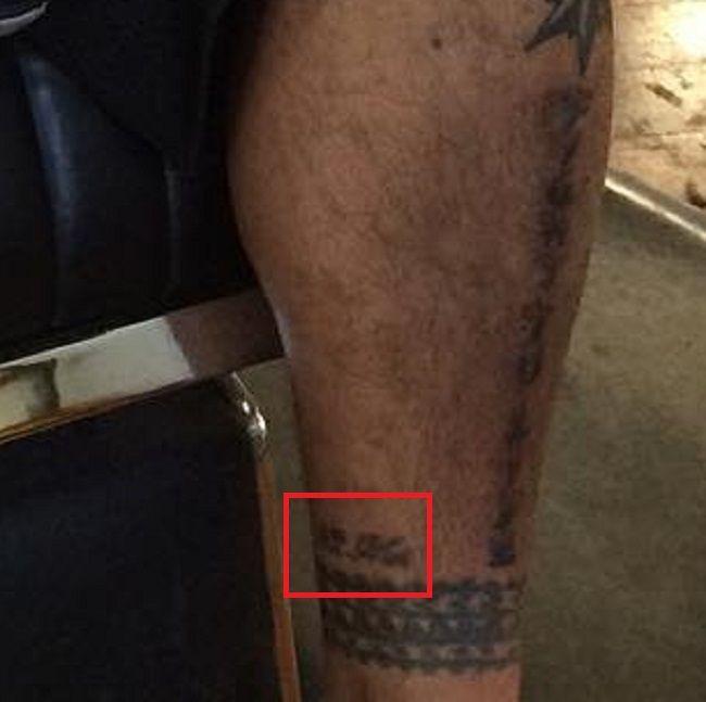 Jason Suttie-Leg-tattoo