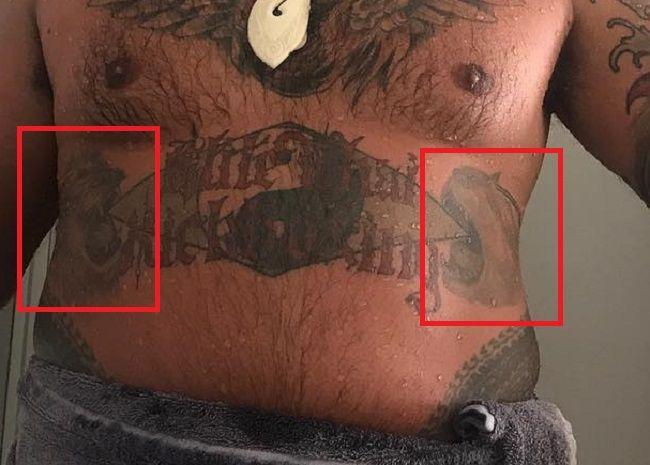 Jason Suttie-Lion-Tattoo