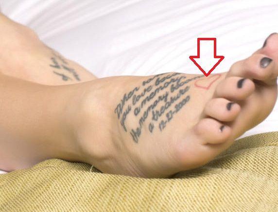 Kali Roses-Heart-Foot-Tattoo